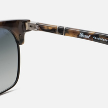 Солнцезащитные очки Persol Tailoring Edition Brown Tortoise/Brown Tortoise/Gradient Grey фото- 3