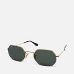Солнцезащитные очки Ray-Ban Designer Gold фото- 1