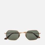 Солнцезащитные очки Ray-Ban Designer Gold фото- 0