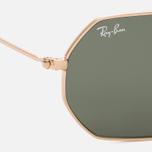 Солнцезащитные очки Ray-Ban Designer Gold фото- 3