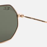 Солнцезащитные очки Ray-Ban Designer Gold фото- 2