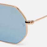 Солнцезащитные очки Ray-Ban Designer Gold Mirror Lens фото- 2