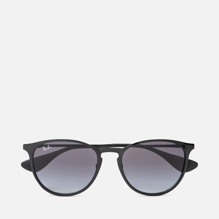Солнцезащитные очки Ray-Ban Erika Metal Black/Grey Gradient