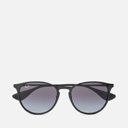 Солнцезащитные очки Ray-Ban Erika Metal Black/Grey Gradient