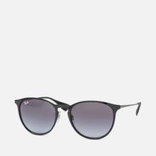 Солнцезащитные очки Ray-Ban Erika Metal Black/Grey Gradient фото- 1