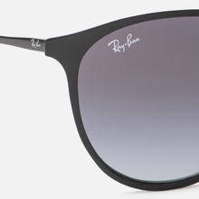 Солнцезащитные очки Ray-Ban Erika Metal Black/Grey Gradient фото- 2