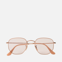 Солнцезащитные очки Ray-Ban Hexagonal Washed Evolve Bronze-Copper/Light Brown Photocromic