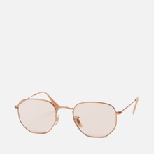 Солнцезащитные очки Ray-Ban Hexagonal Evolve Bronze-Copper/Light Brown Photocromic фото- 1