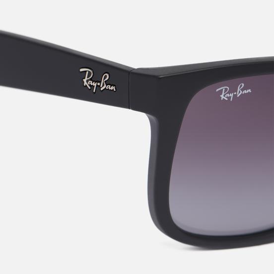 Солнцезащитные очки Ray-Ban Justin Classic Black/Grey Gradient