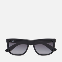 Солнцезащитные очки Ray-Ban Justin Classic Matte Black/Polarized Grey Gradient