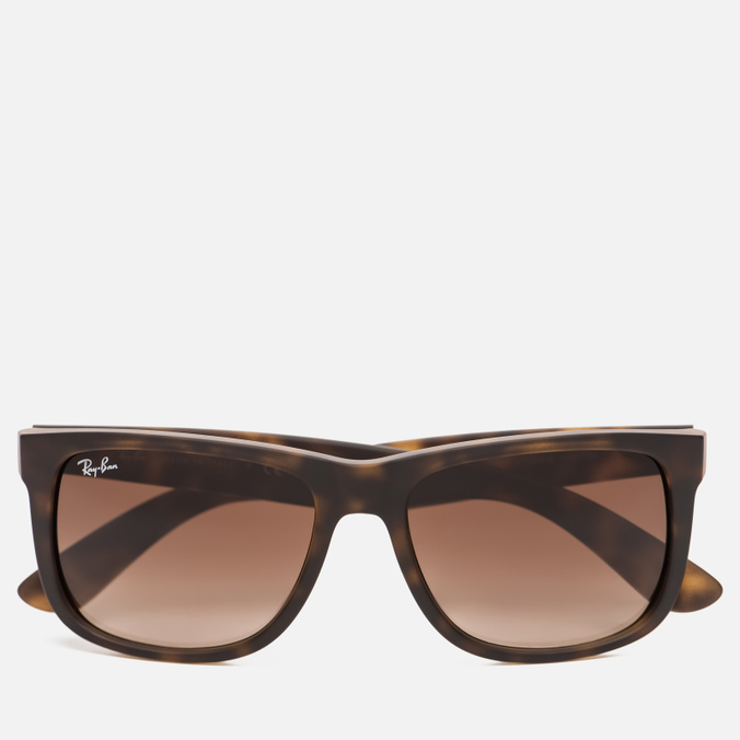 f130e1d92 ... spain ray ban justin classic tortoise brown gradient 2d590 e8d07
