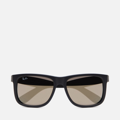 Солнцезащитные очки Ray-Ban Justin Color Mix Black/Gold Mirror