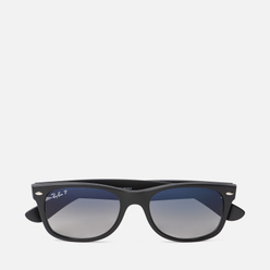 Солнцезащитные очки Ray-Ban New Wayfarer Classic Black/Blue/Grey Gradient