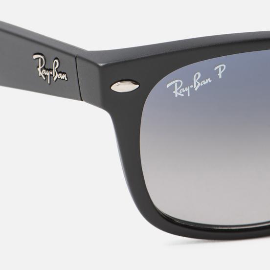 Солнцезащитные очки Ray-Ban New Wayfarer Classic Black/Blue/Grey Gradient