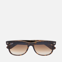 Солнцезащитные очки Ray-Ban New Wayfarer Classic Light Havana/Brown Gradient