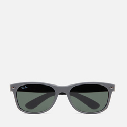 Солнцезащитные очки Ray-Ban New Wayfarer Color Mix Matte Grey/Black/Green Classic G-15