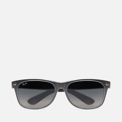 Солнцезащитные очки Ray-Ban New Wayfarer Color Mix Matte Gunmetal/Grey Gradient