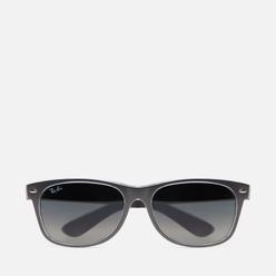 Солнцезащитные очки Ray-Ban New Wayfarer Color Mix Matte Gunmetal/Grey Gradient
