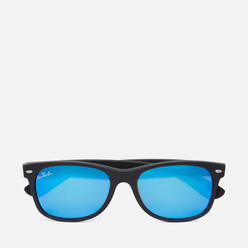Солнцезащитные очки Ray-Ban New Wayfarer Flash Black/Blue Flash