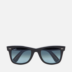 Солнцезащитные очки Ray-Ban Original Wayfarer Bicolor Black/Blue Gradient