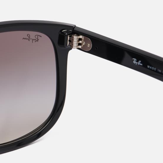 Солнцезащитные очки Ray-Ban RB4147 Black/Grey Gradient