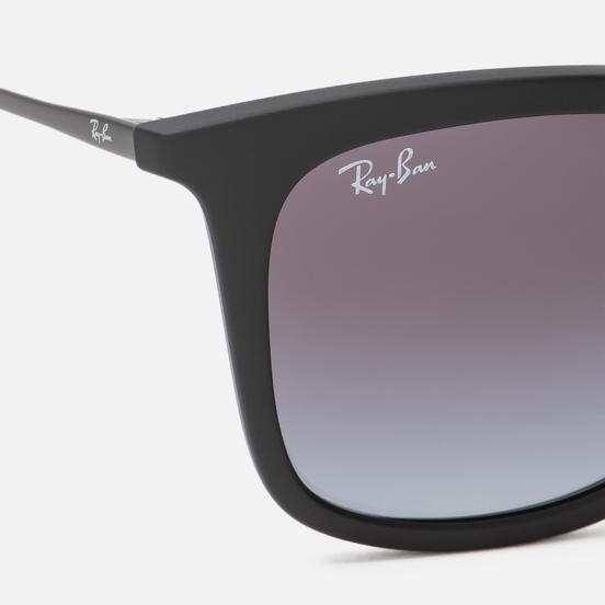 Солнцезащитные очки Ray-Ban RB4221 Black/Grey Gradient