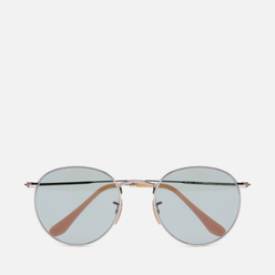 Солнцезащитные очки Ray-Ban Round Washed Evolve Silver/Blue Photochromic Evolve