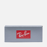Солнцезащитные очки Ray-Ban The General Gold/Light Blue Gradient фото- 5