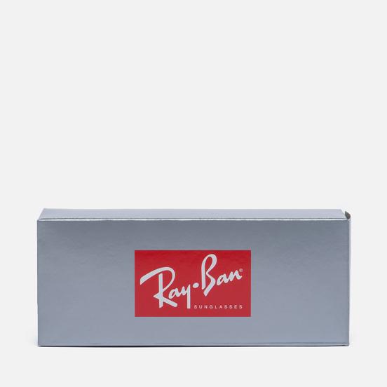 Солнцезащитные очки Ray-Ban The General Gold/Light Blue Gradient