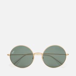 Солнцезащитные очки Ray-Ban The Ja-Jo Gold/Green Classic
