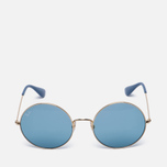 Солнцезащитные очки Ray-Ban The Ja-Jo Gold/Light Blue Classic фото- 0