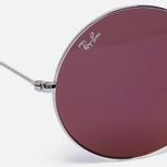 Солнцезащитные очки Ray-Ban The Ja-Jo Silver/Red Classic фото- 2
