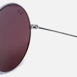 Солнцезащитные очки Ray-Ban The Ja-Jo Silver/Red Classic фото- 3