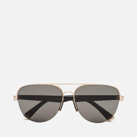 Солнцезащитные очки RETROSUPERFUTURE Air Black/Gold 61