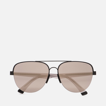 Солнцезащитные очки RETROSUPERFUTURE Air Black/Silver 61