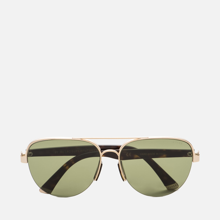 Солнцезащитные очки RETROSUPERFUTURE Air Havana/Gold 61