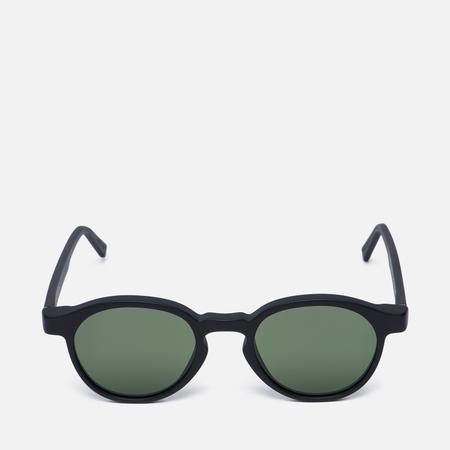 Солнцезащитные очки RETROSUPERFUTURE Andy Warhol The Iconic Black Matte