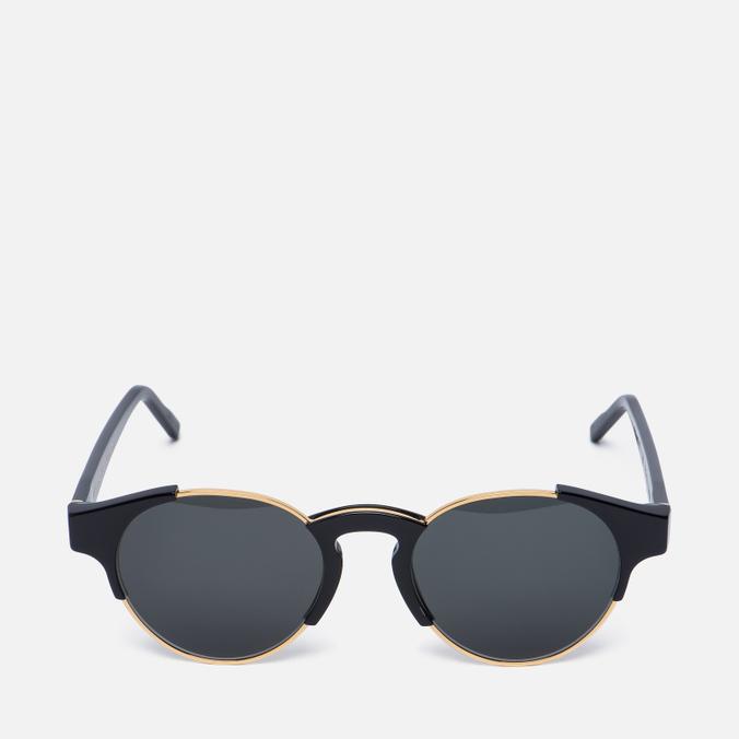 Солнцезащитные очки RETROSUPERFUTURE Arca Black