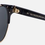 Солнцезащитные очки RETROSUPERFUTURE Arca Black фото- 3