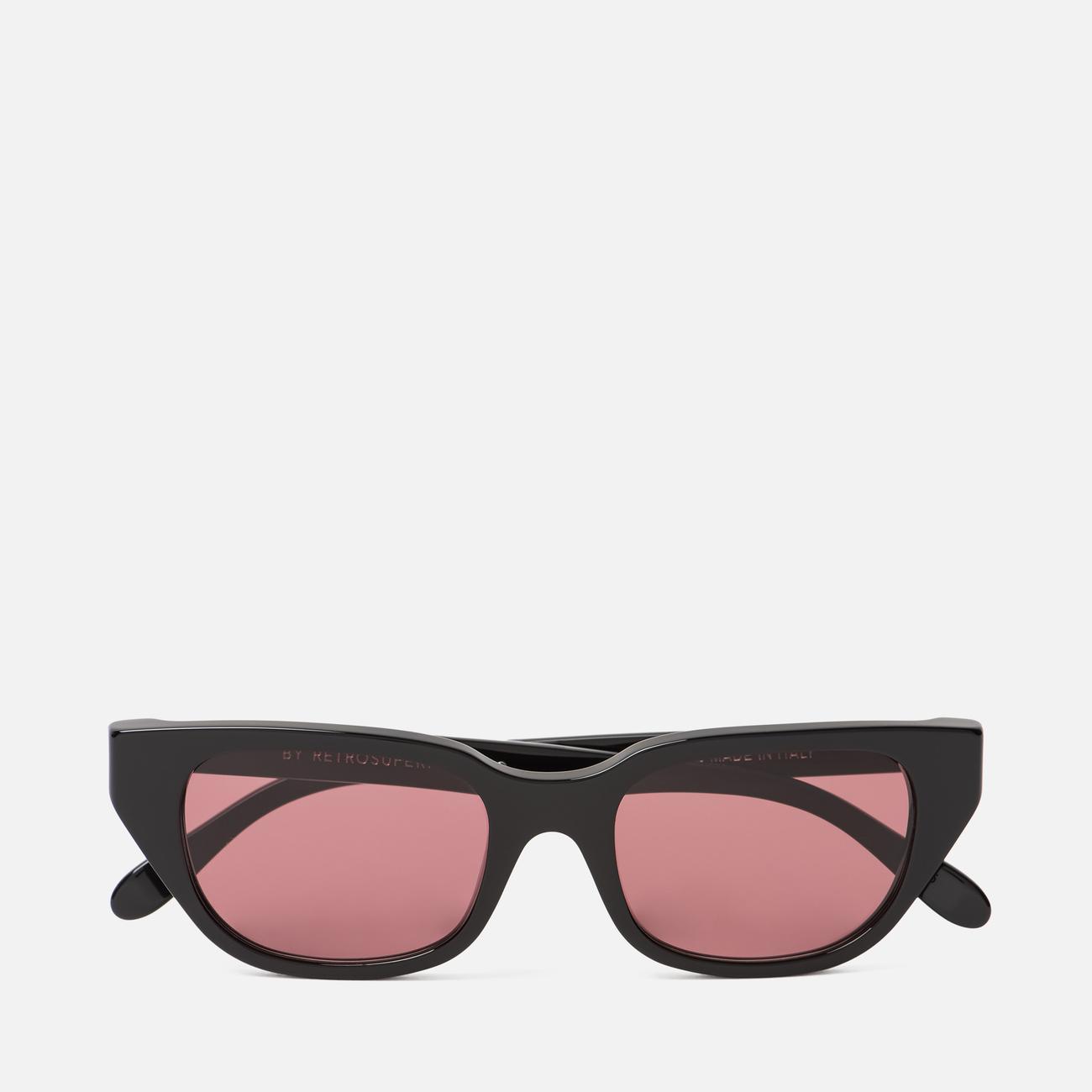 Солнцезащитные очки RETROSUPERFUTURE Cento 51 Bordeaux