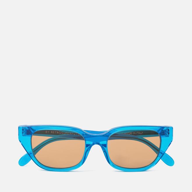 Солнцезащитные очки RETROSUPERFUTURE Cento 51 Hot Blue