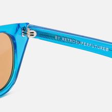Солнцезащитные очки RETROSUPERFUTURE Cento Hot Blue фото- 3
