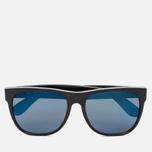 Солнцезащитные очки RETROSUPERFUTURE Classic Black Blue фото- 0
