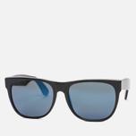 Солнцезащитные очки RETROSUPERFUTURE Classic Black Blue фото- 1