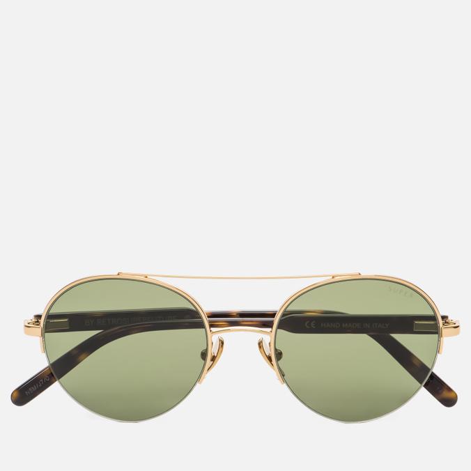 Солнцезащитные очки RETROSUPERFUTURE Cooper 3627 Green