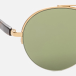 Солнцезащитные очки RETROSUPERFUTURE Cooper 3627 Green фото- 2