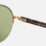 Солнцезащитные очки RETROSUPERFUTURE Cooper 3627 Green фото- 3