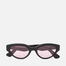Солнцезащитные очки RETROSUPERFUTURE Drew 53 Black Pink фото- 0