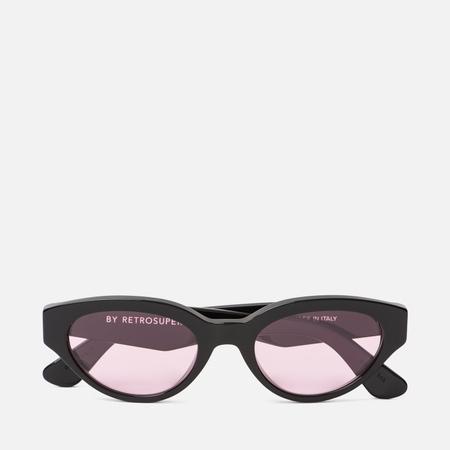 Солнцезащитные очки RETROSUPERFUTURE Drew Black Pink 53