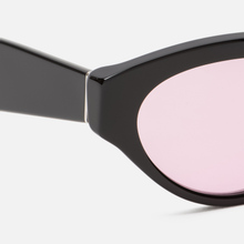 Солнцезащитные очки RETROSUPERFUTURE Drew 53 Black Pink фото- 2